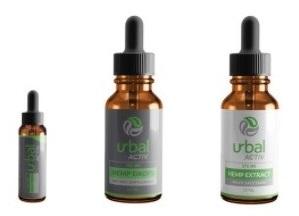 Urbal Activ Water Soluble Drops