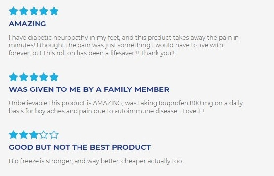 cbdMD CBD Topicals Customer Reviews