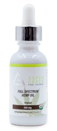Aspen Green CBD Oil