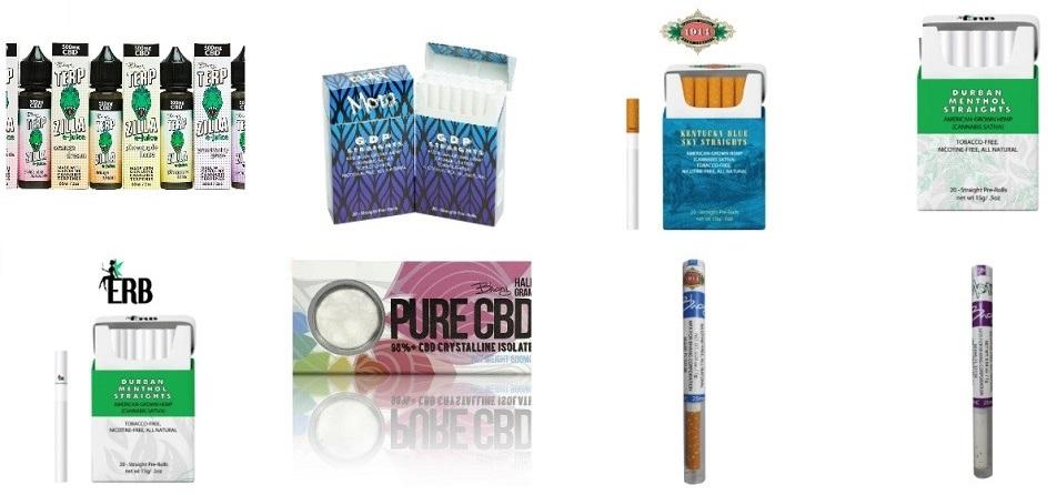 Bhang CBD Smoke and Vape