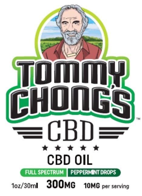 Cannabliss Labs Tommy Chongs CBD Oil