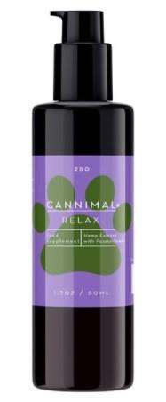 Cannimal Relax CBD Oil