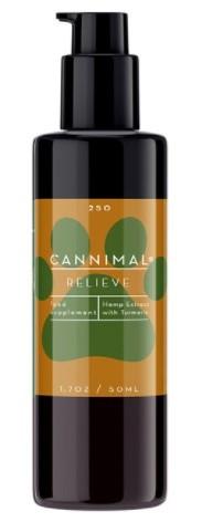 Cannimal Relieve CBD Oil