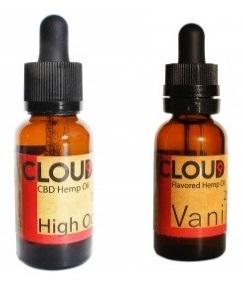 Cloud 9 Hemp CBD Oil