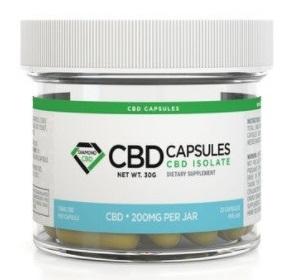 Diamond CBD Capsules