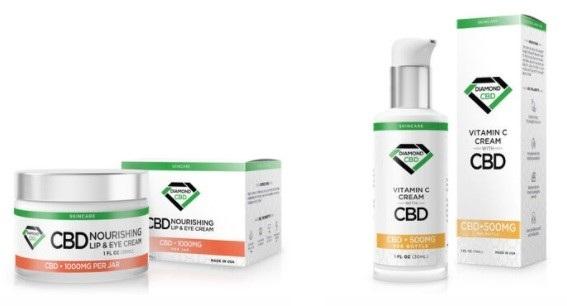Diamond CBD Creams