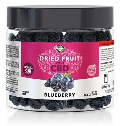 Diamond CBD Dried Fruit