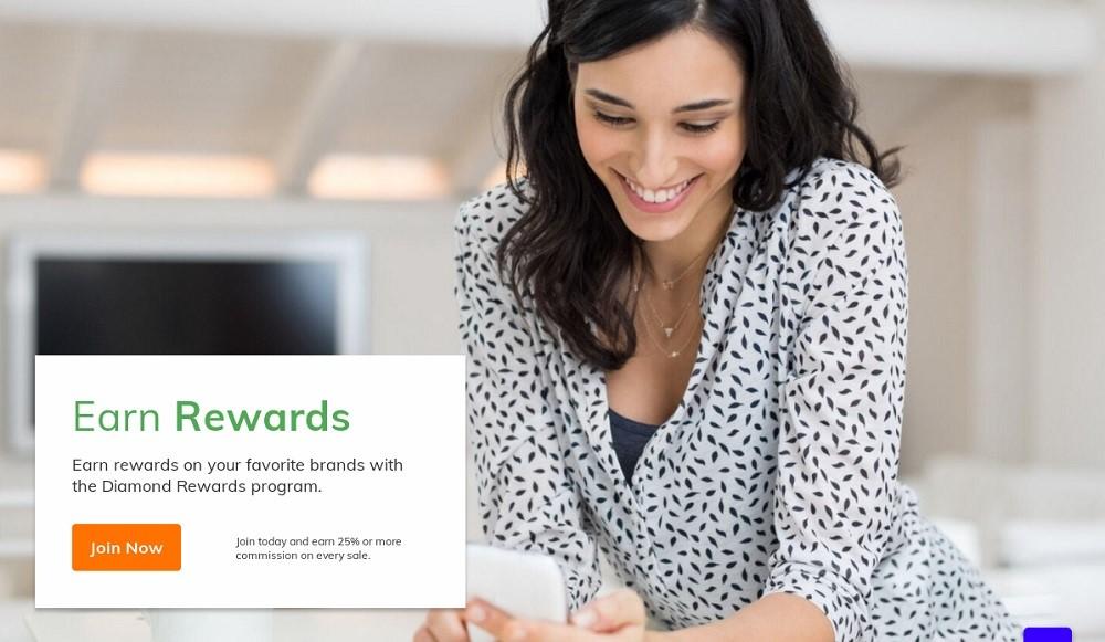 Diamond CBD Rewards Program