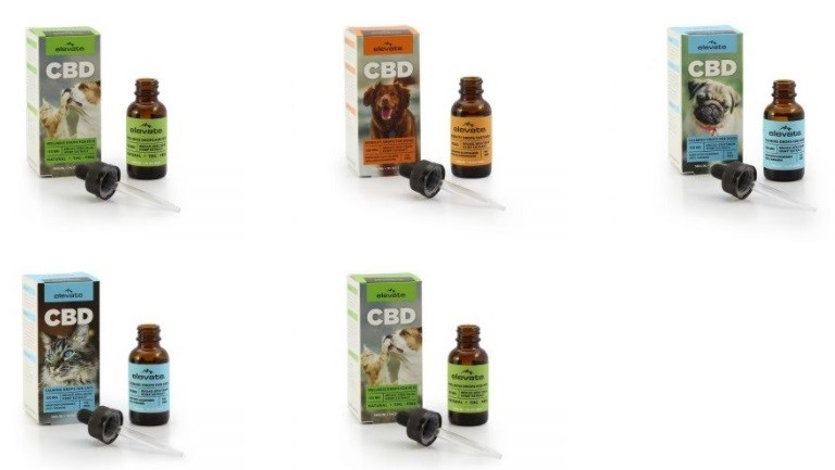 Elevate CBD For Pets