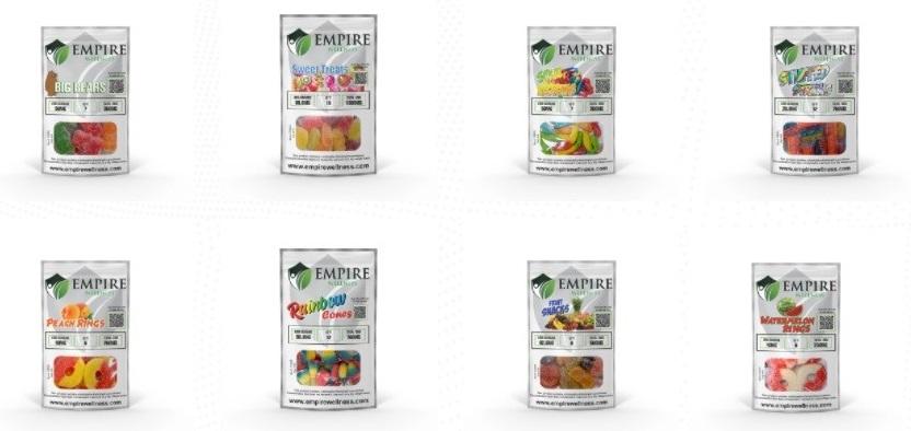 Empire Wellness CBD Gummies
