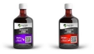 Empire Wellness CBD Syrup