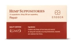 Endoca CBD Suppositories