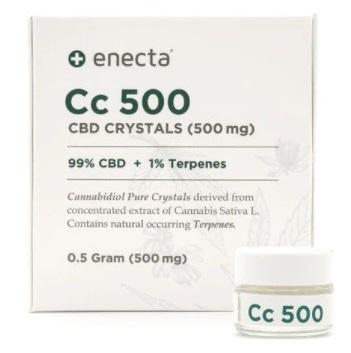 Enecta CBD Crystals