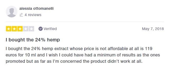 Enecta Customer Review 2