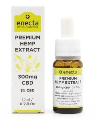 Enecta Premium Hemp Extract
