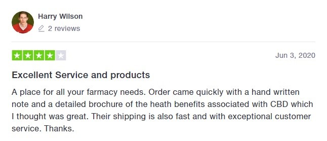 Farmacy Bliss Customer Review 3
