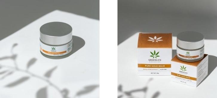 Greenlife Organics CBD Topicals