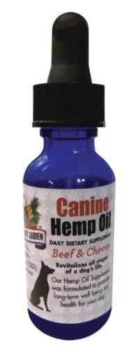 Hemp Victory Garden CBD Oil For Pets