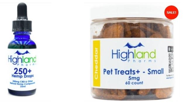 Highland Pharms CBD For Pets