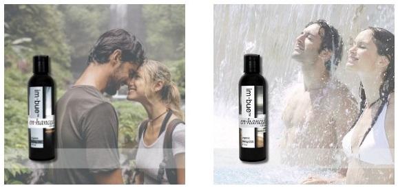 Im-bue Botanicals CBD Massage Oil