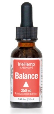 Irie CBD Balance CBD Oil