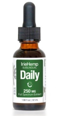 Irie CBD Daily CBD Oil