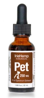 Irie CBD For Pets