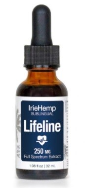 Irie CBD Lifeline CBD Oil