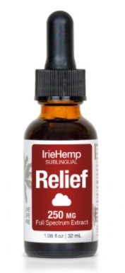 Irie CBD Relief CBD Oil