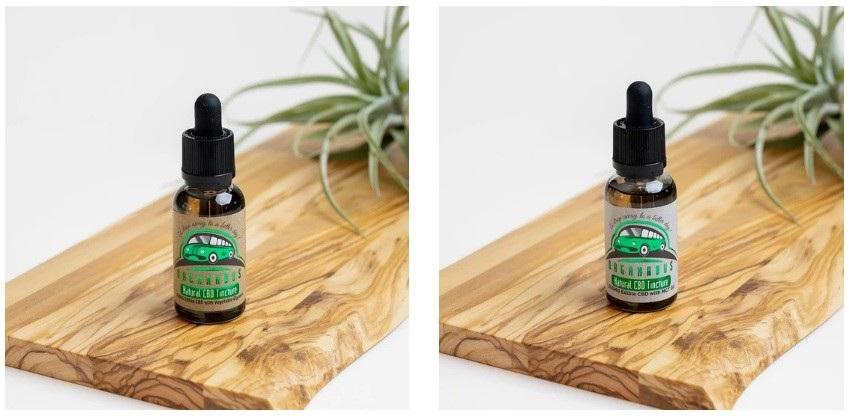 Organabus CBD Oil Tinctures