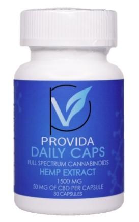 Provida Health CBD Capsules