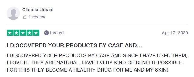 Pura Vida CBD Customer Review