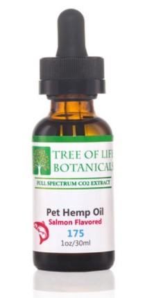 Tree of Life Botanicals CBD Oil For Pets