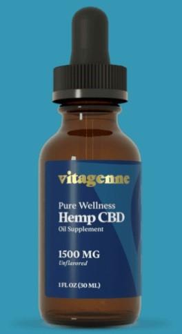 Vitagenne CBD Oil