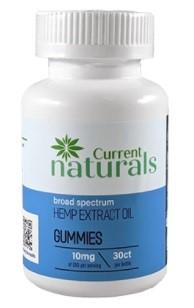 Current Naturals CBD Gummies