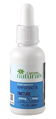 Current Naturals CBD Oil