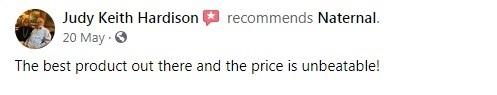 Naternal Customer Review