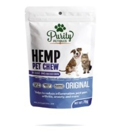 Purity Petibles Hemp Pet Treats