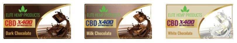 Terahemp CBD Chocolate