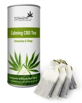 Terahemp CBD Tea