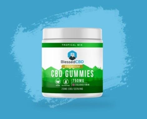 Blessed CBD Gummies