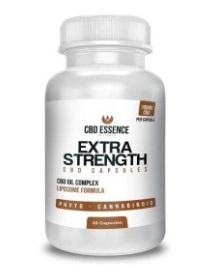 CBD Essence CBD Extra Strength Capsules