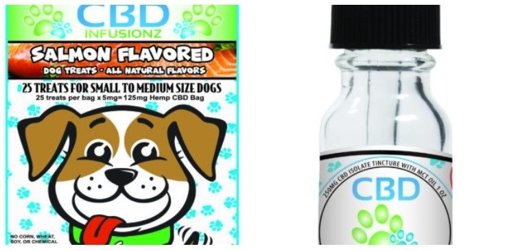 CBD Infusionz CBD For Pets