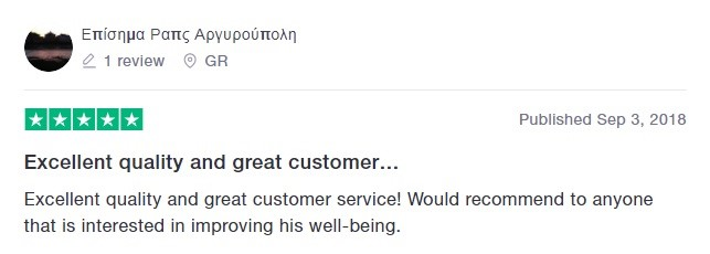 CannaBoss CBD Customer Review 4