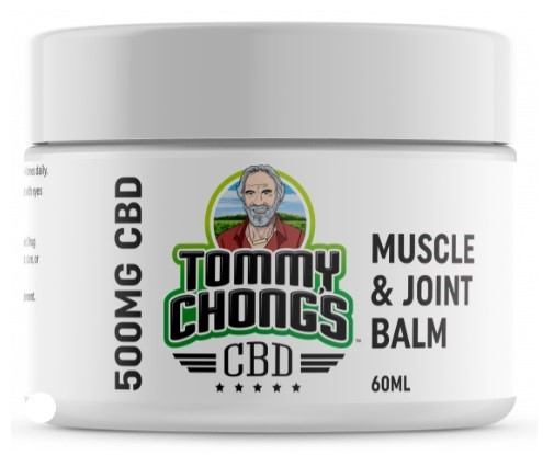 Cannabliss Labs CBD Muscle and Joint Balm