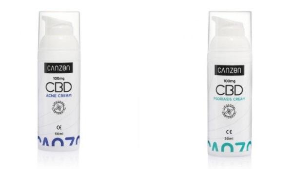Canzon CBD Cream