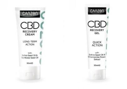 Canzon CBD Recovery Cream
