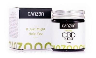 Canzon CBD Topicals
