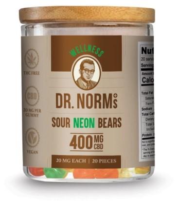 Dr Norms Wellness CBD Gummies