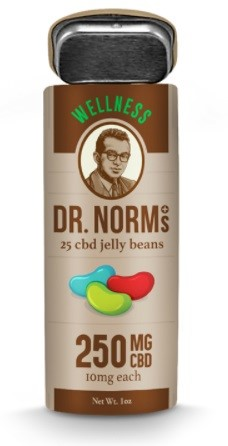 Dr Norms Wellness CBD Jelly Beans
